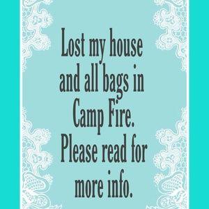 Camp Fire. Paradise CA 2018